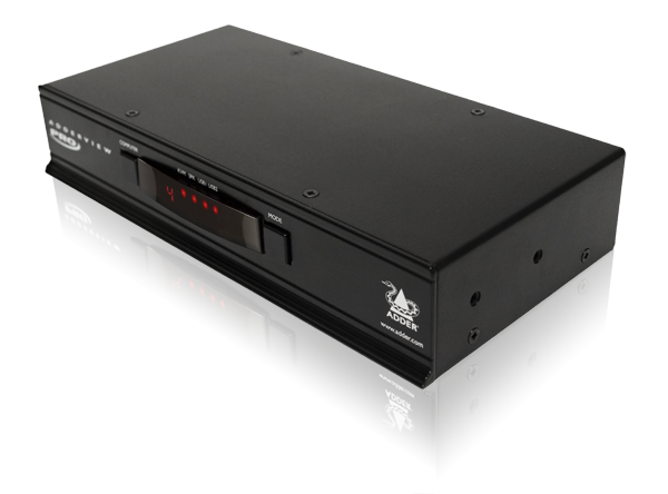 Switch KVM – ADDER – ADDERView 4 PRO DVI
