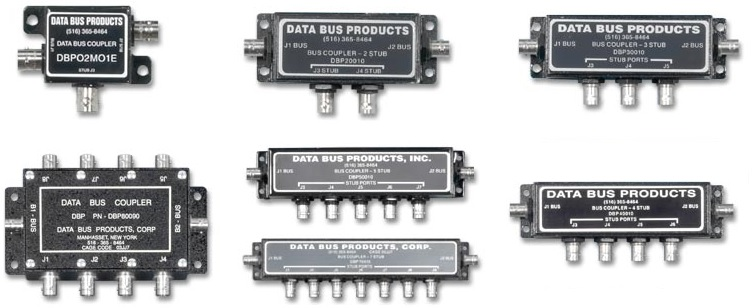 MIL-STD-1553 – Data Bus Products Corp – Box Coupler