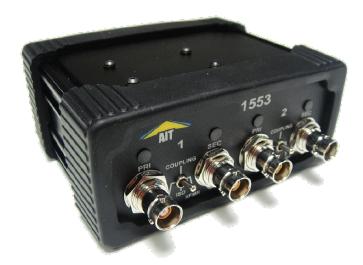 MIL-STD-1553 – Avionics Interface Technologies – Module d'acquisition Ethernet