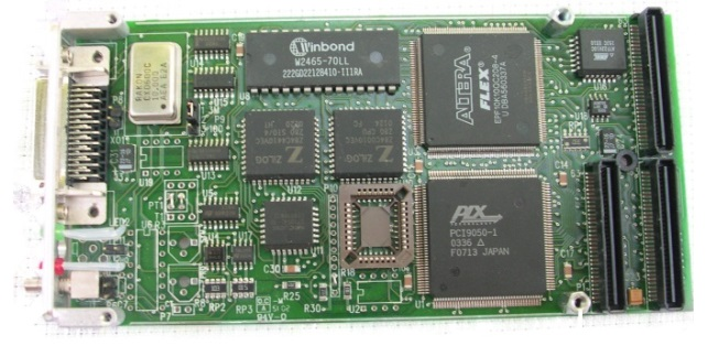 Carte PMC SYNCCLOCK