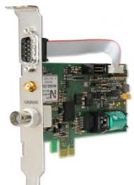 Carte récepteur GNSS PCIe – MEINBERG – GNS181PEX