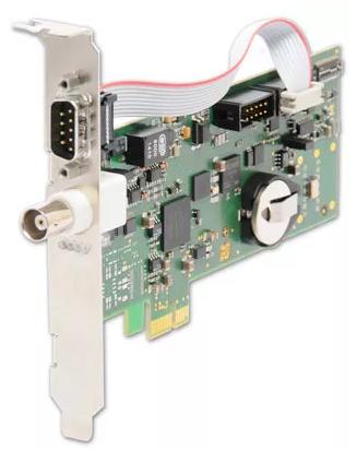 Carte récepteur IRIG PCIe – MEINBERG – TCR180PEX-EL