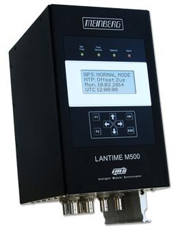 Serveur NTP-PTP – MEINBERG – IMS LANTIME M500