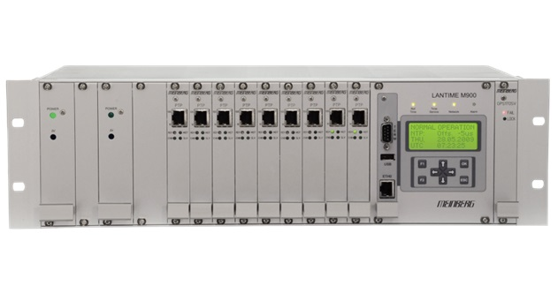 Serveur NTP-PTP – MEINBERG – LANTIME M900