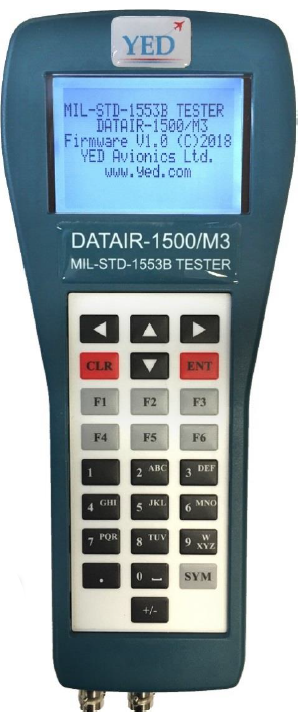 Analyseur portable MIL-STD-1553