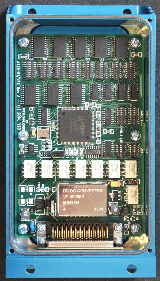 Convertisseur ARINC 429 8 sorties relais